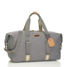 Duffle Bag-Grey