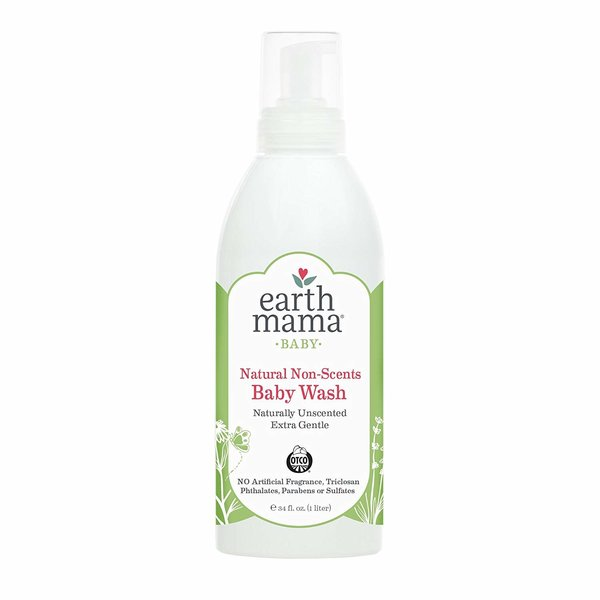 View larger image of Natural Non-Scents Baby Wash - 1L