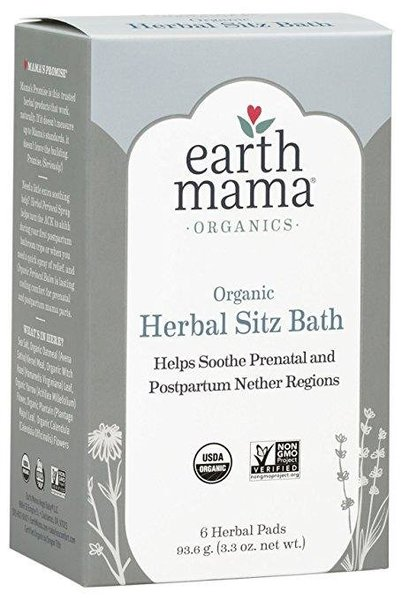 View larger image of Organic Herbal Sitz Bath