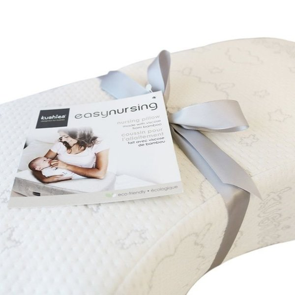View larger image of Easy Nursing Bamboo Pillow