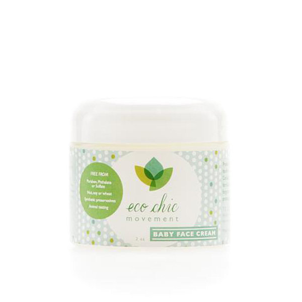 View larger image of Baby Face Cream