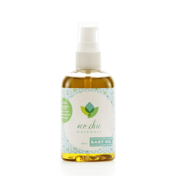 View larger image of Baby Massage Oil