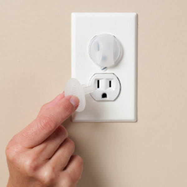 View larger image of Electrical Outlet Cap-24pk