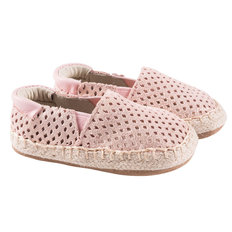 Ellie First Kicks Soft Sole Shoes - Pink