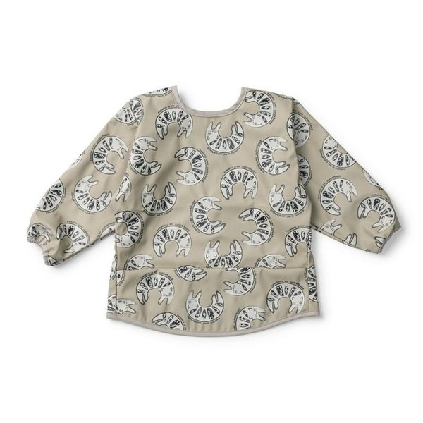 View larger image of Long-Sleeved Baby Bibs