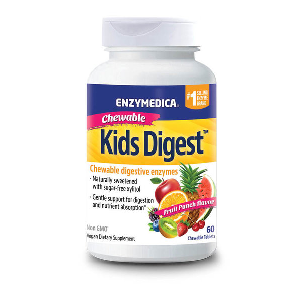View larger image of Kids Digest - 60 Chewable Tablets