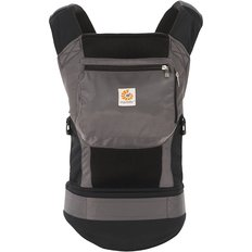 Performance Carrier - Black & Charcoal