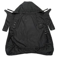 Rain Cover for Carrier - Black