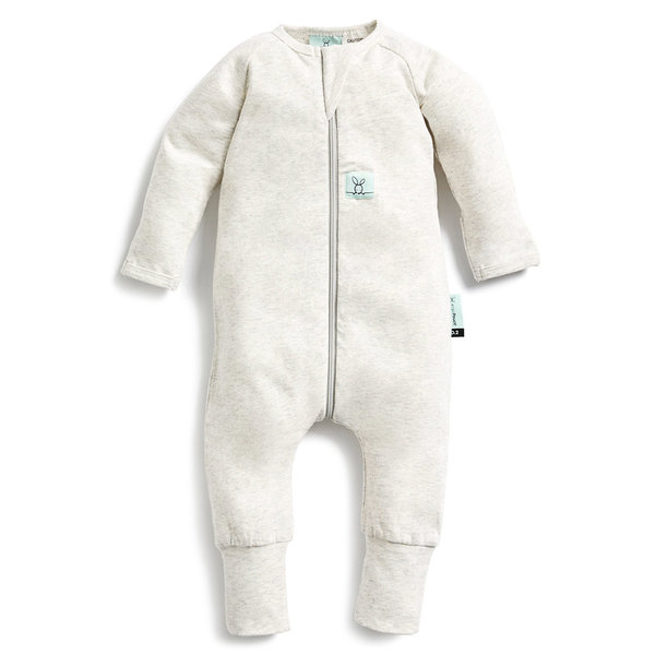 View larger image of Long Sleeve Sleeper - 0.2T - Grey Marle