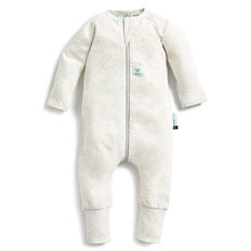 Long Sleeve Sleeper - 0.2T - Grey Marle