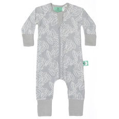 Long Sleeve Sleeper - 0.2T - Leaves