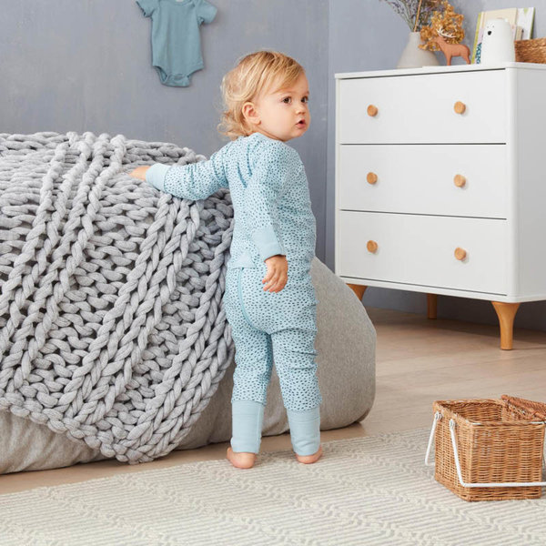 View larger image of Long Sleeve Sleeper 0.2T - Pebble