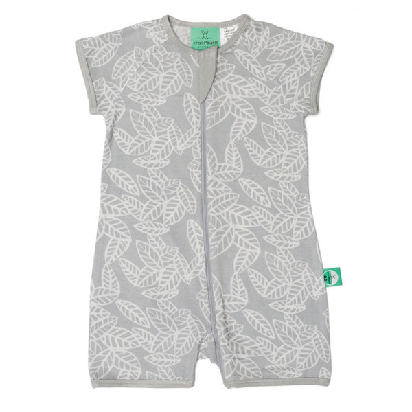View larger image of Short Sleeve Sleeper - 0.2T - Leaves