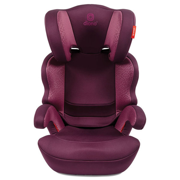 View larger image of Everett NXT Booster Car Seat - Plum