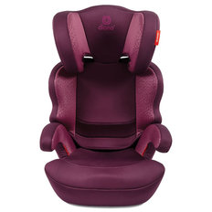 Everett NXT Booster Car Seat - Plum