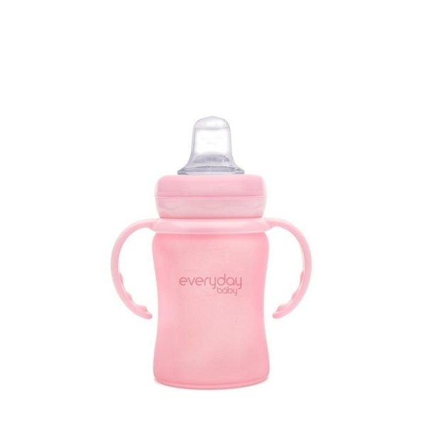View larger image of 150ml - Glass Sippy Cup