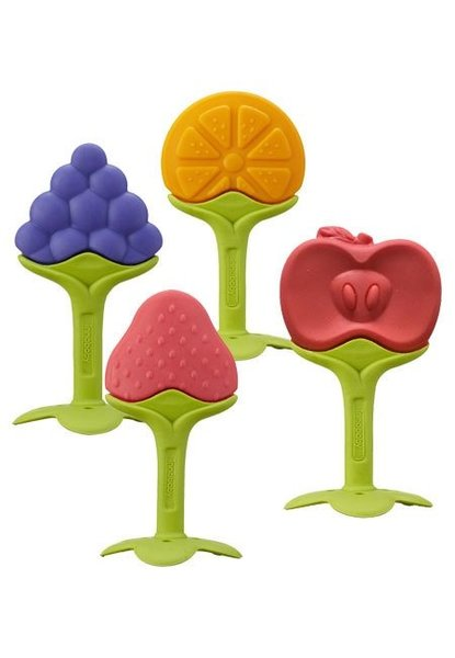 View larger image of EZ Grip Teether - Strawberry