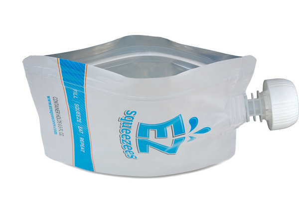 View larger image of Reusable Feeding Pouch - 3 pack