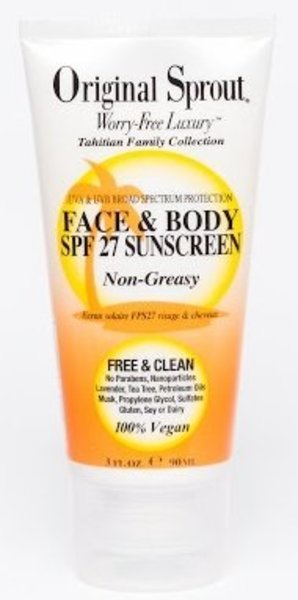 View larger image of Face & Body Screen 88 mL
