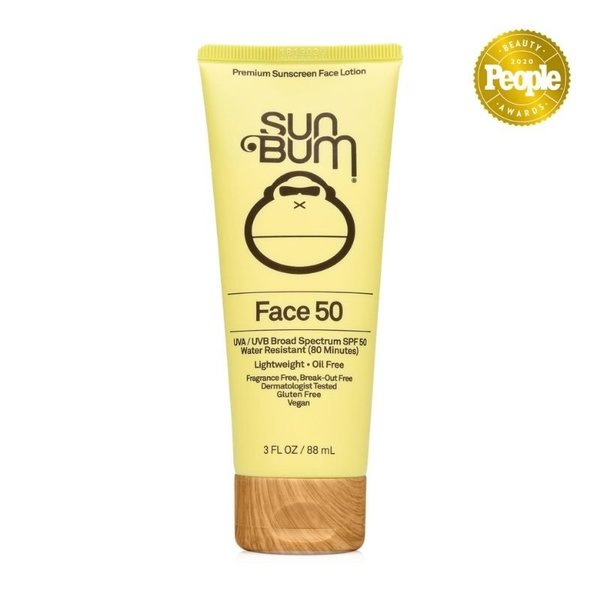 View larger image of Face Lotion - SPF 50