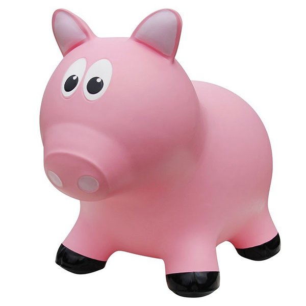 View larger image of Farm Hoppers - Pink Pig