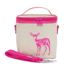 Small Cooler Bag - Fawn