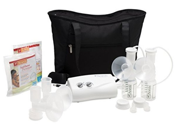View larger image of Finesse Breast Pump with Tote