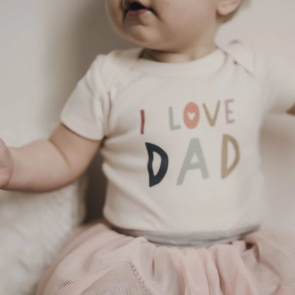View larger image of I Love Dad Bodysuit