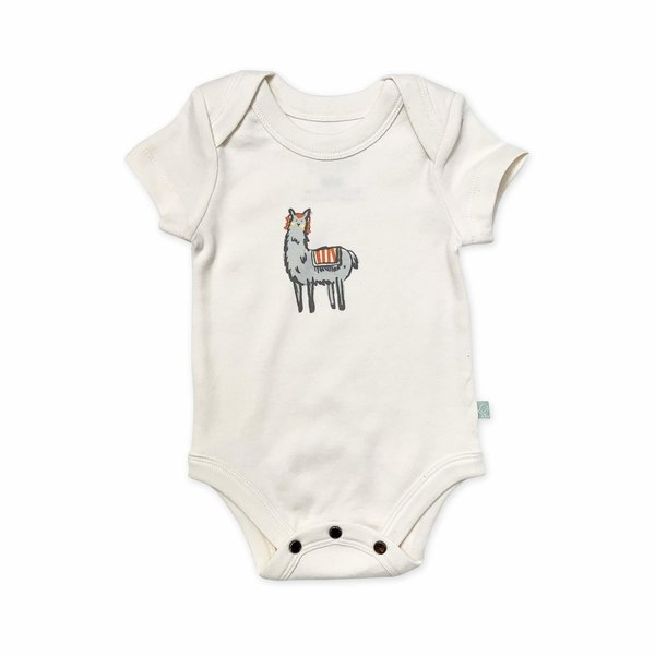 View larger image of Shoulder Bodysuit - Llama