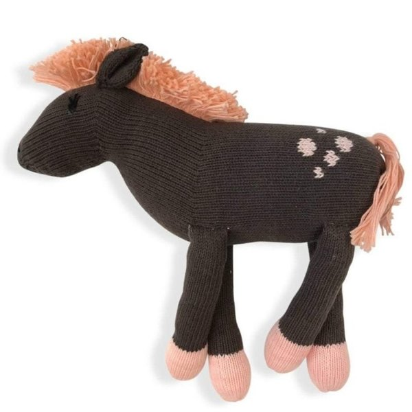 View larger image of Rattle Buddy Knit Toy