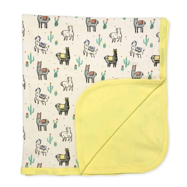 View larger image of Reversible Swaddle Blanket