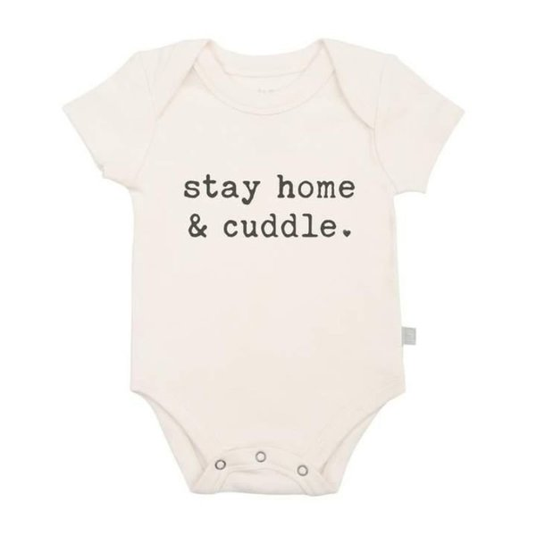 View larger image of Bodysuit - Stay Home & Cuddle