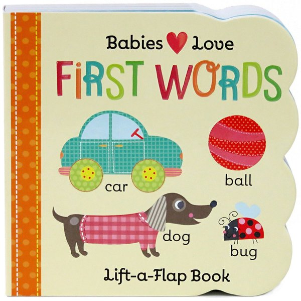 View larger image of First Words