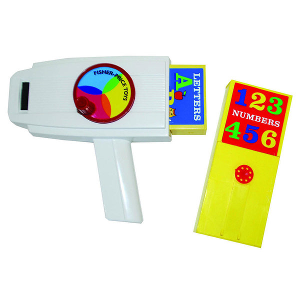 View larger image of Fisher Price-Movie Viewer