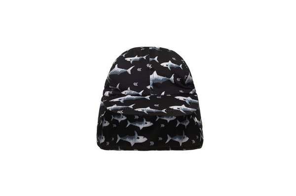 View larger image of Flap Cap - Black