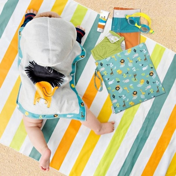 View larger image of Towel Backpack