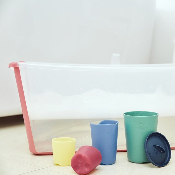 View larger image of Stokke Flexi Bath Toy Cups