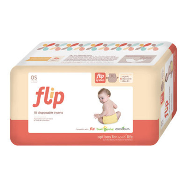 View larger image of Flip Insert - Disposable