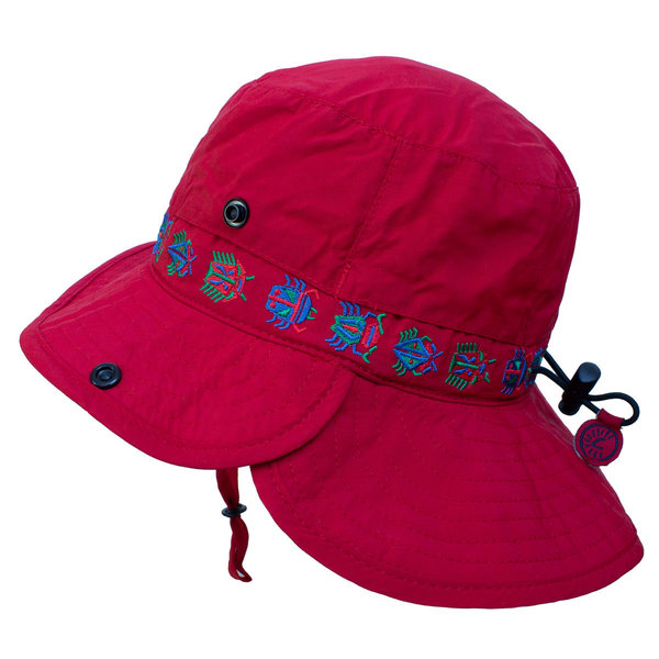 View larger image of Flip Up Visor - Racy Red
