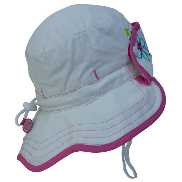 View larger image of Flip Up Visor - White