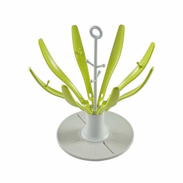 View larger image of Beaba Folding Flower Bottle Drying Rack - Neon