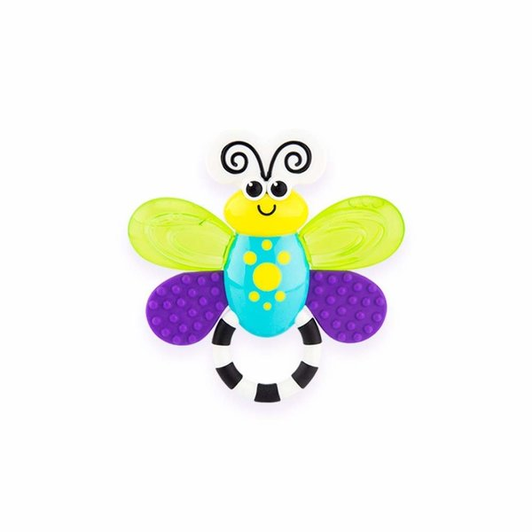 View larger image of Flutterby Teether Developmental Toy