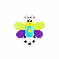 Flutterby Teether Developmental Toy