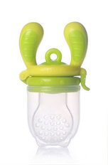 Food Feeder Lime Large