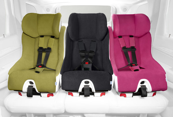 View larger image of Foonf Convertible Car Seat - Winter Mammoth