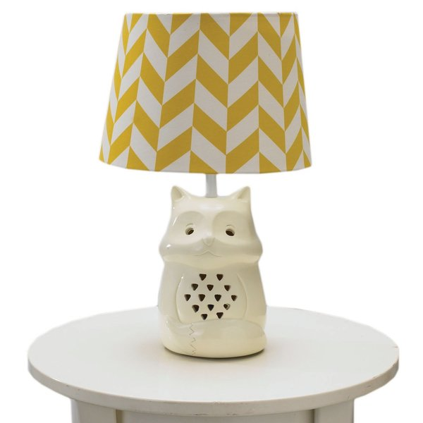 View larger image of Fox Lamp Base With Shade