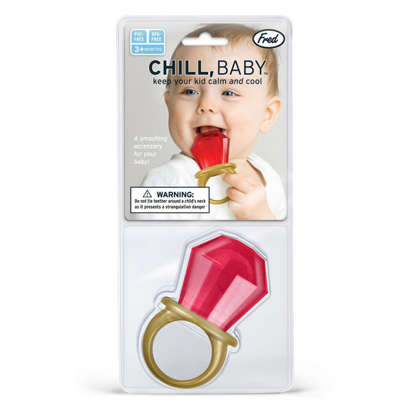 View larger image of Teether - Baby Bling
