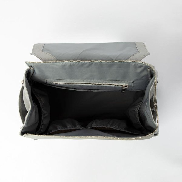 View larger image of Classic Diaper Bag - Frost