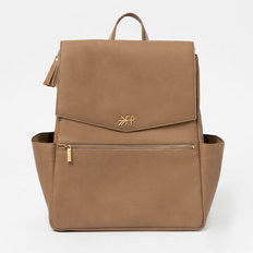 Classic Diaper Bag - Toffee