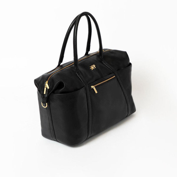 View larger image of Weekender Diaper Bag - Ebony